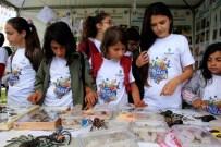 SOSYAL DEMOKRASI - Ahlatlıbel Çocuk Bilim Şenliğiyle Renklendi