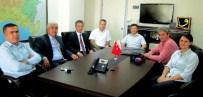 MUSTAFA BIRCAN - Aydın'da Domates Mildiyösüyle Mücadeleye Destek