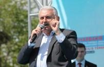 AK PARTI - Başbakan Sıfatıyla İlk Kez İzmir'e Geldi