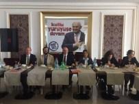 AK PARTI - Başkan Ali Çetinbaş Açıklaması Hedefimiz, Yeni Anayasa Ve Güçlü Bir Başkanlık Sistemi