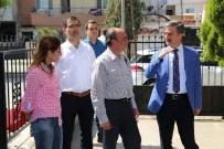 Başkan Şirin'den Sağlık Merkezlerine Destek