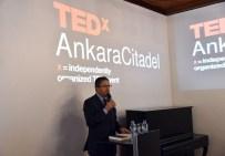 Başkan Tiryaki Tedx Konuşmalarının Açılışını Gerçekleştirdi