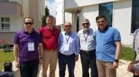 MUZAFFER YALÇIN - Başkan Yalçın Ve Duymuş, Edirne'de Bilecik'i Temsil Etti