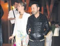 CHLOE LOUGHNAN - Chloe bir ay sonra İstanbul gecelerinde