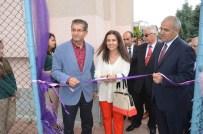 HULUSI DOĞAN - Çorlu Anadolu Lisesi Halı Sahası Törenle Açıldı