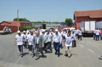 BELEDIYE İŞ - Çorlu'da Belediye İşçileri Greve Gidiyor
