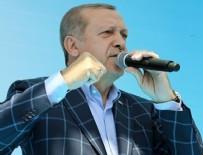 GEZİ OLAYLARI - Cumhurbaşkanı Erdoğan'dan Gezi göndermesi