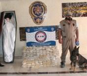 KAR KÜREME ARACI - Elazığ'da Uyuşturucuya Geçit Verilmiyor