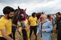 MUHAMMET ÖNDER - Karacakurt Türkmen Şöleni Gerçekleşti