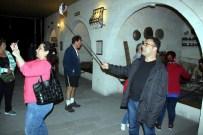 MANKENLER - Kültür Müze Yerli Ve Yabancı Turistlerin Büyük İlgisini Çekiyor