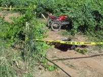 Motosikletle Üzüm Bağlarına Uçtu Açıklaması 1 Ölü