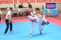 METIN ŞAHIN - Okullararası Tekvando Gençler Türkiye Şampiyonası