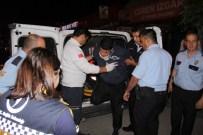 PLAZMA TELEVİZYON - 3 Dakikada 10 plazma çalan hırsızlar polisten kaçamadı