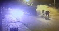 PLAZMA TELEVİZYON - Plazma Hırsızları Kameraya Yakalandı