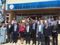 İSMAİL KARAKULLUKÇU - Sakarya'da Bir Okul Daha Hizmete Açıldı