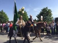 MUSTAFA ZEYBEK - Şehzadeler 506. Ayvaz Dede Şenliklerine Katıldı