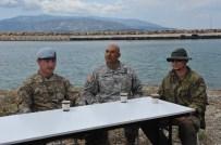 NECATI AKPıNAR - Türk Kökenli Askerler Efes 2016 Tatbikatında Buluştu