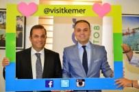 MUAMMER TÜRKER - Vali Türker, Ketob'u Ziyaret Etti