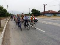 Yenipazar Hafta Sonunda Pedal Çevirdi