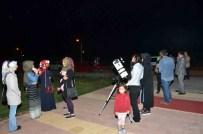 MUSTAFA TALHA GÖNÜLLÜ - Adıyaman Üniversitesinde Mars, Jüpiter Ve Satürn Gözlendi