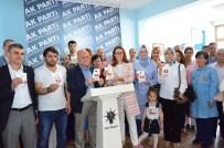 AK PARTI - AK Parti Teşkilatları Lokum Dağıttı