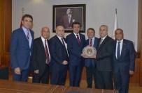 ALI KAVAK - Akib Başkanları, Bakan Zeybekci'den Destek Bekliyor