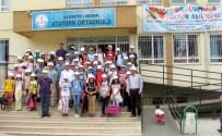ALI ERTUĞRUL - Arabanlı Öğrenciler Çanakkale Yolcusu