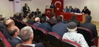 AK PARTI - Başkan Sekmen Oltu'da Muhtarlarla Buluştu
