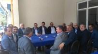 AK PARTI - Başkan Toltar'dan, Tepecik Köyüne Ziyaret