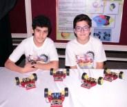 KADIR AYDıN - Başkent Okulları'nda Robot Şenliği