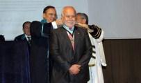 ALI GÜNGÖR - Bau Tıp Bilim Nişanı Prof. Dr. Theo Seiler'a Verildi