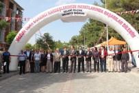 ATILA KANTAY - Demirci'de Eğitim Fakültesi Ve MYO'da Mezuniyet Şenlikleri Başladı