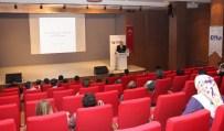 ULUSLARARASI ORGANİZASYONLAR - Erciyes Teknopark'ta Eğitim Seminerleri Hız Kesmeden Devam Ediyor