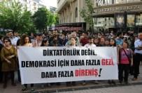 ALİ İSMAİL KORKMAZ - Eskişehir'de 'Gezi' Eylemleri 3'Üncü Yılında Anıldı