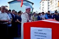 Giresunlu Şehit Polis Memuru Osman Bodur'a Son Görev