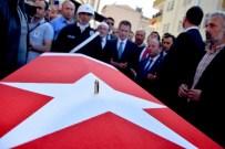 Giresunlu Şehit Polis Memuru Osman Bodur Son Yolculuğuna Uğurlanıyor