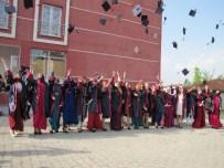 OSMAN KıLıÇ - Hisarcık Anadolu Lisesi'nde Mezuniyet Coşkusu