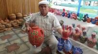 İvrindi'de 50 Yıllık Testici Hediyelik Eşyalara Yöneldi