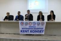TURGUT DEVECIOĞLU - Kent Konseyi'nden Çardak Ve Honaz'a Ziyaret