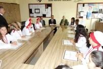 METIN KUBILAY - Liseli Kızların Gastronomi Başarısı