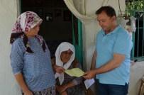 Milas'ta Birlik Yönetiminden Anlamlı Ziyaret