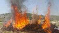 YANGIN HELİKOPTERİ - Orman Yangını Tatbikatı Gerçeği Aratmadı