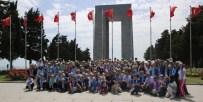 CAHIT ZARIFOĞLU - Sedep Öğrencileri Çanakkale'de