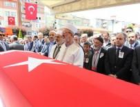 Şehit polis memuru Yakup Kurt son yolculuğuna uğurlandı