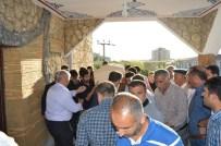 SAVAŞ KONAK - Silopi'de Cenazeler Gözyaşları Arasında Toprağa Verildi