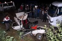 5 Kişinin Öldüğü Kazada Şoföre 18 Bin Lira Para Cezası