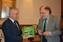 HASAN ÇAKMAK - Almanya/Rödermark Belediye Başkanı, Vali Kamçı'yı Ziyaret Etti