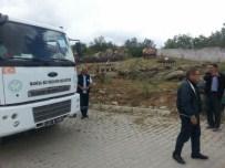 YAŞAR ÖZDEMIR - Ambulansların Giremediği Yollar Yapıldı