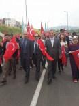 Burhaniye'de Meslek Yüksek Okulu Üniversitenin Bahar Şenliğine Katıldı