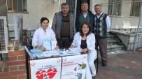 Burhaniye'de Organ Bağışına İlgi İyi